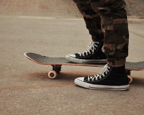 used-skateboards